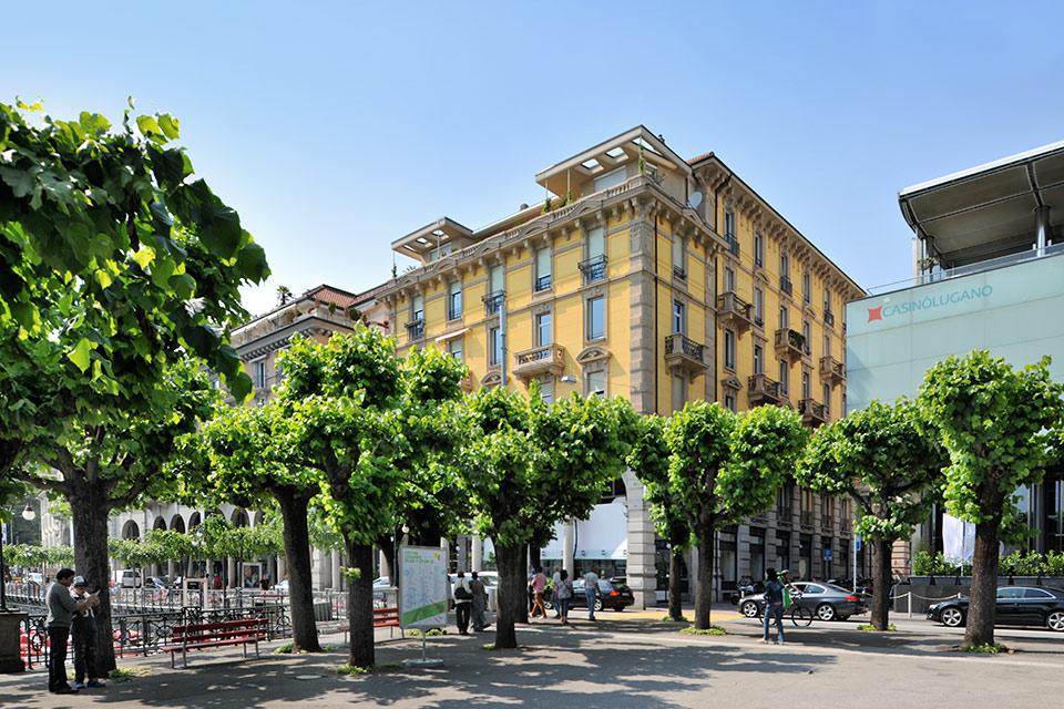 High-standing apartment Palazzo Gargantini